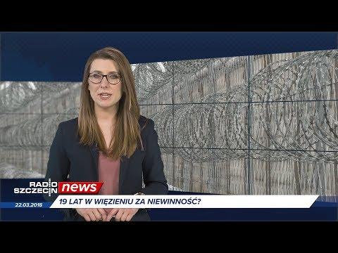 Radio Szczecin News 22.03.2018