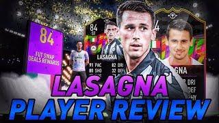 FIFA19! FUTSWAP LASAGNA PLAYER REVIEW!