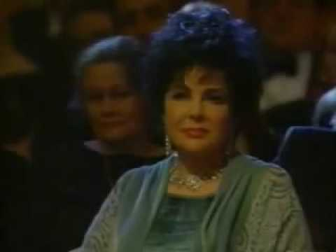 Madonna Speech to Elizabeth Taylor 1997