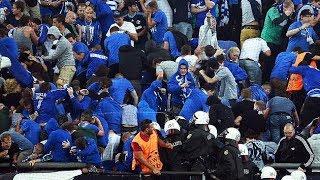 Best Of: Polizeigewalt im deutschen Fußball