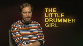 My First Audition: Michael Shannon