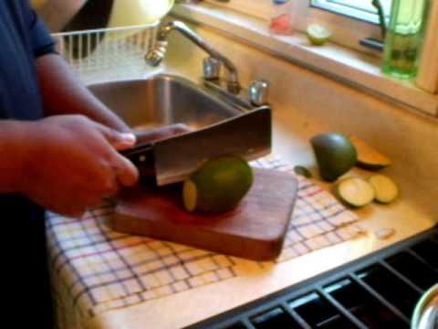 How to cut green mango for mango talkari youtube how to cut green mango for mango talkari ccuart Choice Image