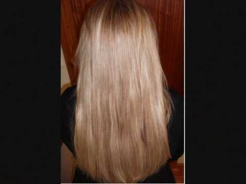 HeadKandy Clip In Hair Extensions Review - YouTube