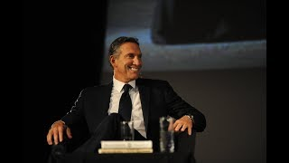 Howard Schultz, Starbucks CEO Talks Business
