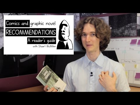 comic-and-graphic-novel-recommendations:-a-reader's-guide---with-stuart-mcmillen