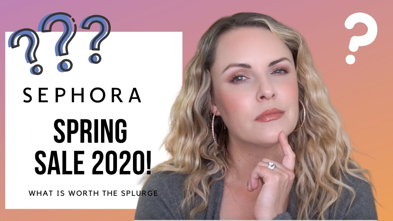 SEPHORA VIB SPRING SALE 2020 || What Is Worth The Buy + Giveaway
