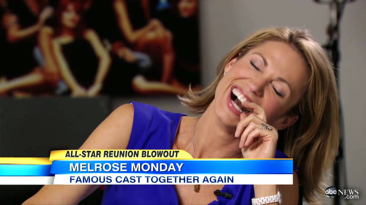 Download 'Melrose Place' Cast Reunion Includes Heather Locklear, Andrew Shue