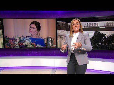 Sarah Huckabee Sanders's Feminism   Full Frontal on TBS