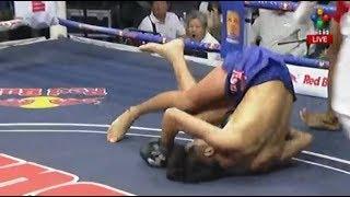 Sok Thy vs Chhanakchhai(thai), Khmer Boxing PNN 24 Dec 2017, Kun Khmer vs Muay Thai