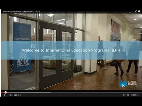 International education programs iep office youtube - International programs office ...