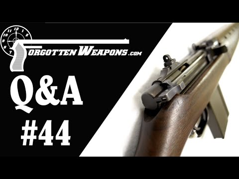 Q&A 44: My Workout Routine, NATO-Caliber Brownings, & Defend the Alamo!