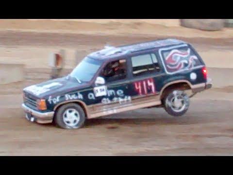 1994 Ford Explorer - Medina County Rough Truck 2012 - YouTube