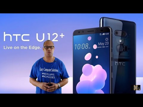 HTC U12 Plus One Week Review | Beauty Comes Translucent Blue | Performance, Cameras, Sound