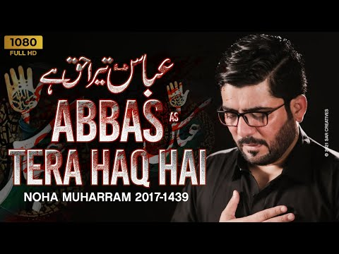 Abbas(as) Tera Haq Hai | Mir Hasan Mir | New Noha 2017 /1439 [HD]