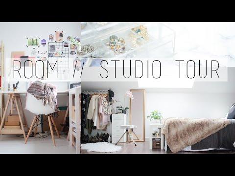 ROOM // STUDIO TOUR
