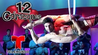 12 Hearts💕:  Aerial Acrobatics Special | Full Episode | Telemundo English