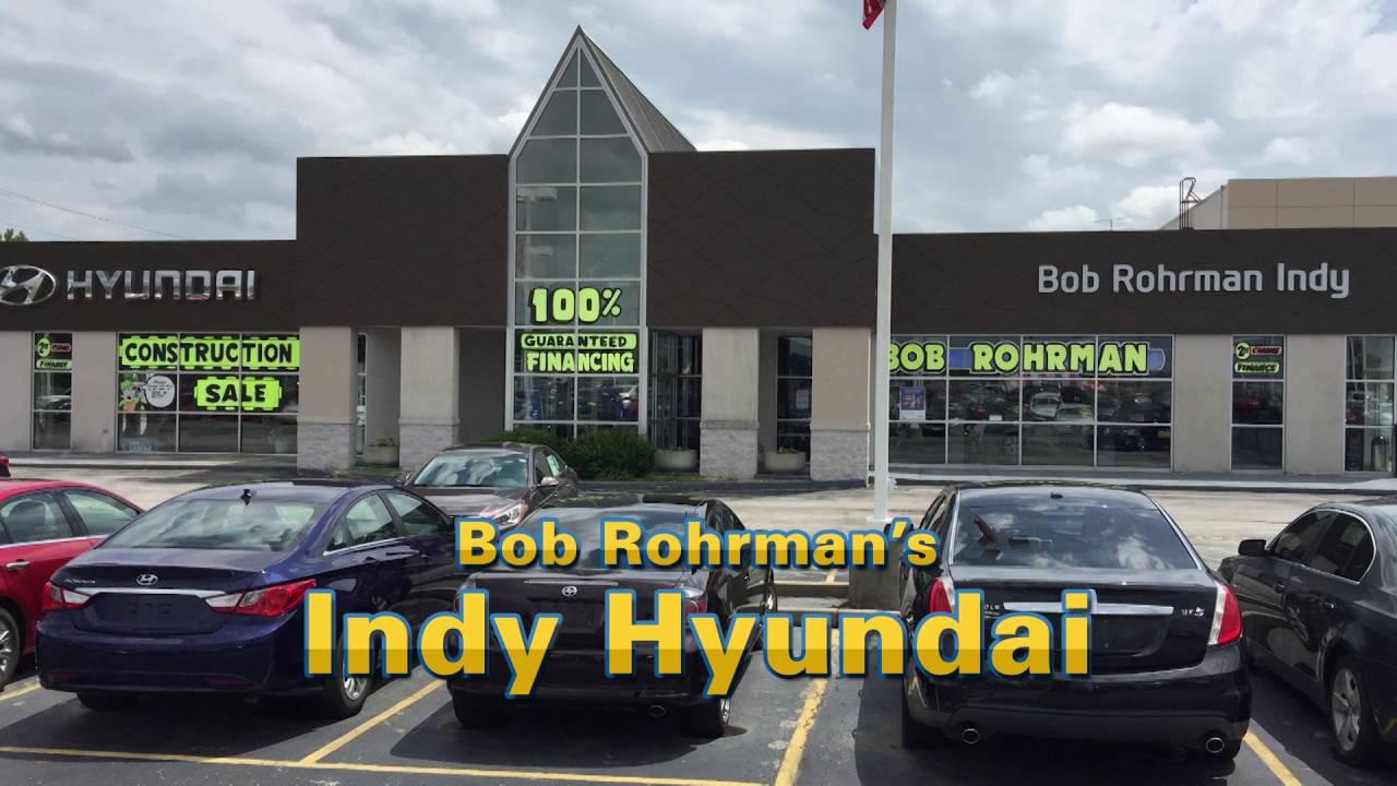 Bob Rohrman Indy Suzuki