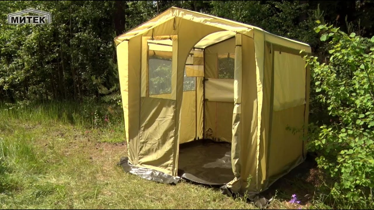 C&ing Kitchen Tent & Camping Kitchen Tent - YouTube