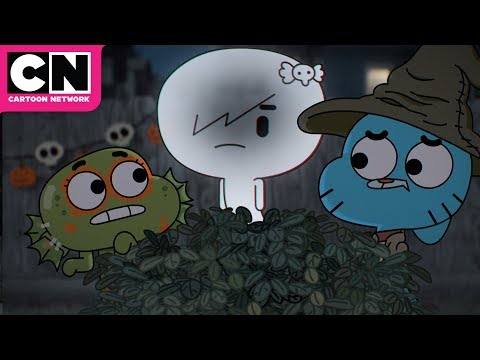 The Amazing World of Gumball | The Ghost and Ghouls Have Lost Their Scare | Cartoon Network