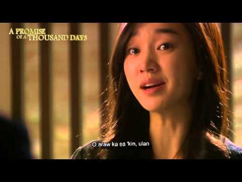 A Promise Of A Thousand Days MV Ft. Dito Lang By Jed Madela with lyrics