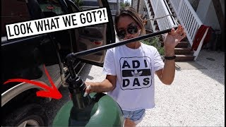 BEST SCRAP TRADE EVER - Won't Believe What He Gave Us!