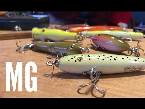 Handcrafting a Wooden Popper Fishing Lure