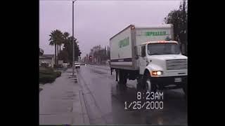 January 25, 2000! A rainy day drive!