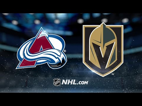 Golden Knights rout Avs, 7-0, for fifth straight win