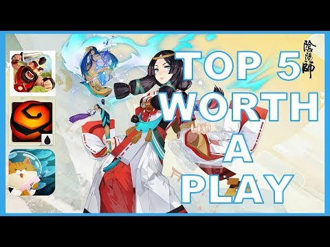 Top 5 Android Games Worth A Play (January 2018)
