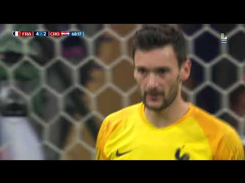 ¡BLOOPER Y GOL! | Croacia vs Francia