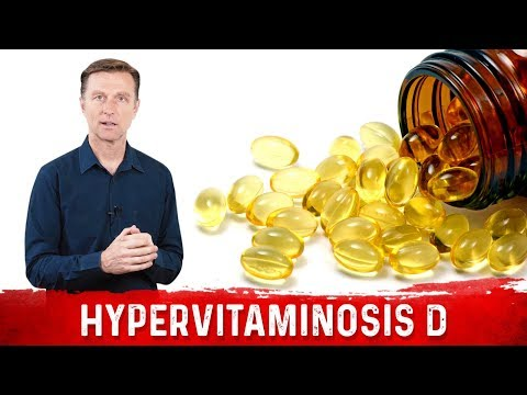 How to Reduce the Toxic Effects of High Amounts of Vitamin D