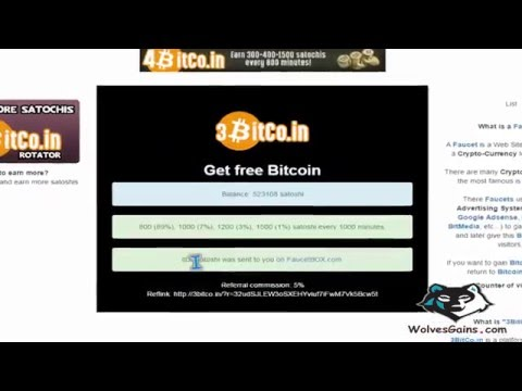 #How_To: Earn Bitcoin From 3bitco.in Faucet