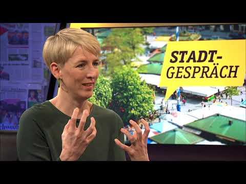 Stadtgespräch - Grünen-OB-Kandidatin
