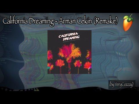 California Dreaming - Arman Cekin ft. Paul Rey & Snoop Dogg (Remake) + FLP