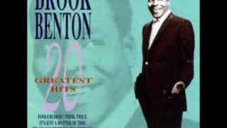 "Brook Benton   ""It"
