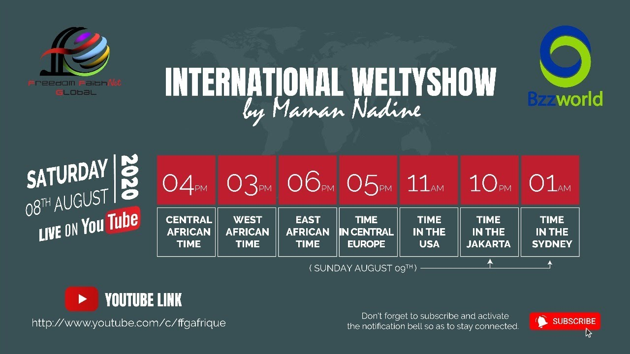 (ENGLISH) INTERNATIONAL WELTYSHOW 2020-08-08