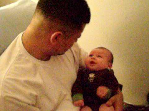 Dad's Gangsta Lullaby
