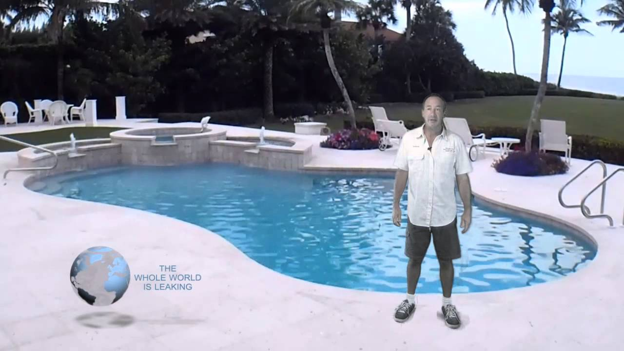 Swimming Pool Leak Detection Training Guide Poolleakapp