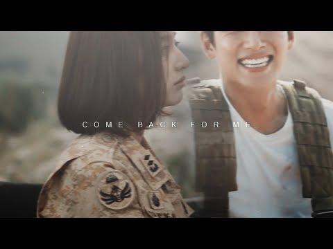 ji chang wook & kim ji won    come back for me [crossover]