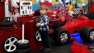Motor City Grand Автогородок для детей Метрополис Пожар Стройка Гоночная трасса