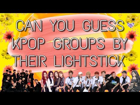 can-you-guess-kpop-groups-by-their-lightstick?---kpop-quiz