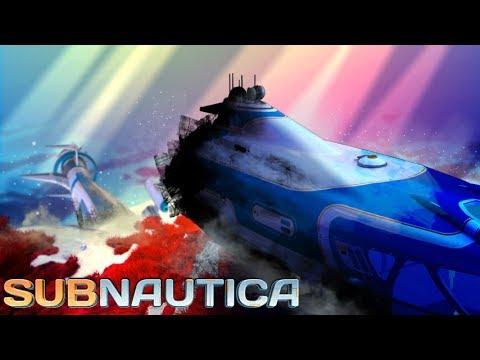 Subnautica - THE TRAGIC ENDING.. Or Is It? - HUGE Atlas Submarine Update Information! - Gameplay