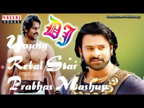 Prabhas Mixed Songs From  Dj
