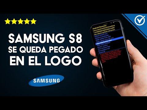 Solución: 'Samsung S8 / S8 Plus se Queda Pegado en el logo y no Enciende ni Arranca'