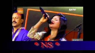o sathi akbar ase dekhe jao hasna henalive show song 2016