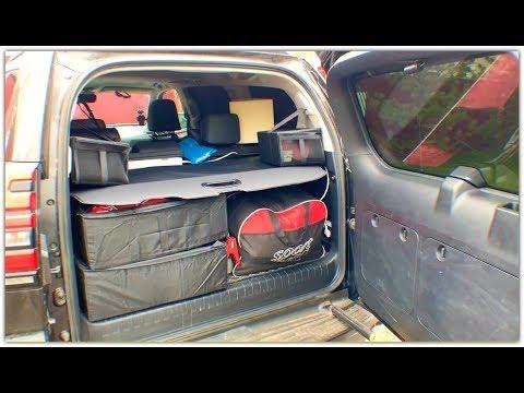 ПРАДО 150 БОГАЖНИК ,САЛОН, ПУТЕШЕСТВИЕ - Toyota Land Cruiser Prado 150