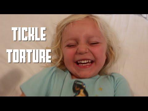 All Kids TICKLE TORTURE!