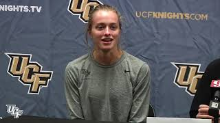 At the Mic: UCF Preps for NCAA Tournament