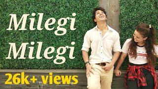 Milegi Milegi Video Song   STREE   Mika Singh   Dance   Dharmesh Nayak Choreography   ft. Ayesha