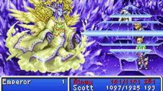 Soul of Rebirth: Final Fantasy II: Emperor of Heaven Final Boss & Ending